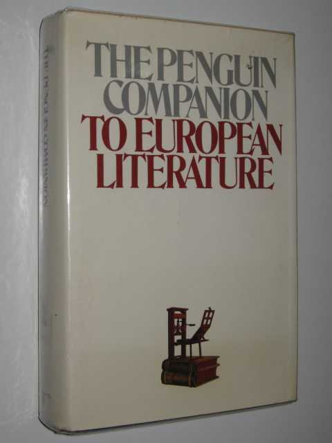 Image for The Penguin Companion to European Literature