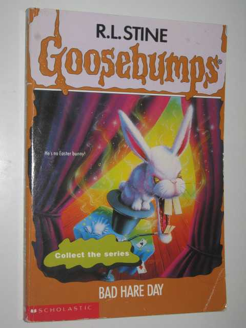 Image for Bad Hare Day - Goosebumps Series #41