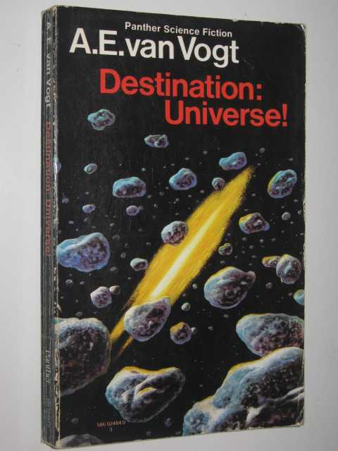 Image for Destination: Universe!