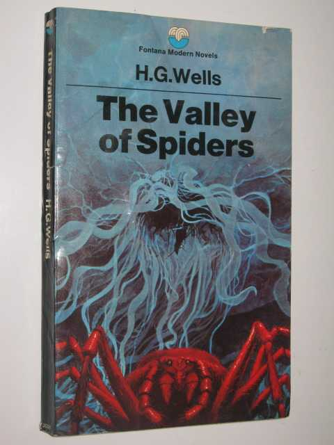 Image for The Valley of Spiders