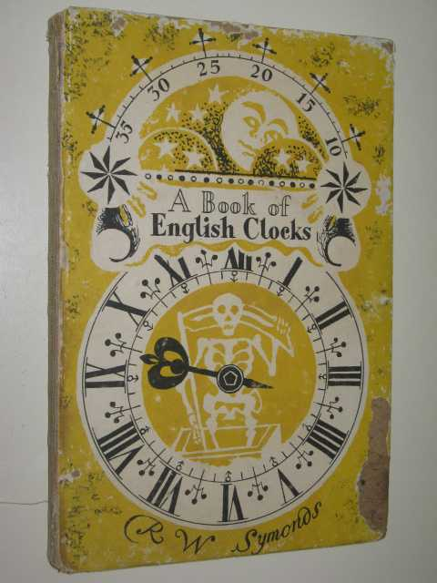 Image for A History of English Clocks