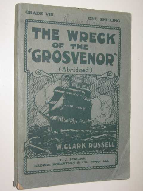 Image for The Wreck of the Grosvenor