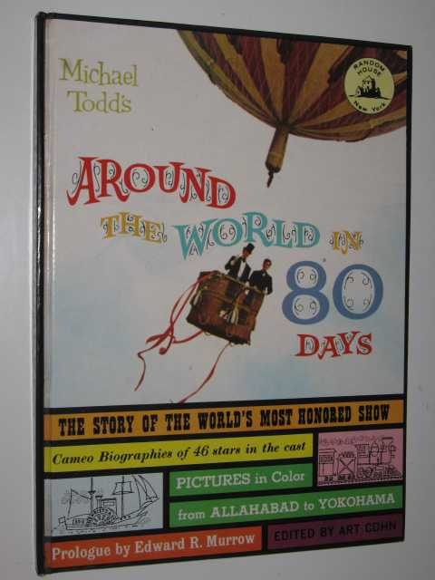 Image for Michael Todd's Around the World in Eighty Days