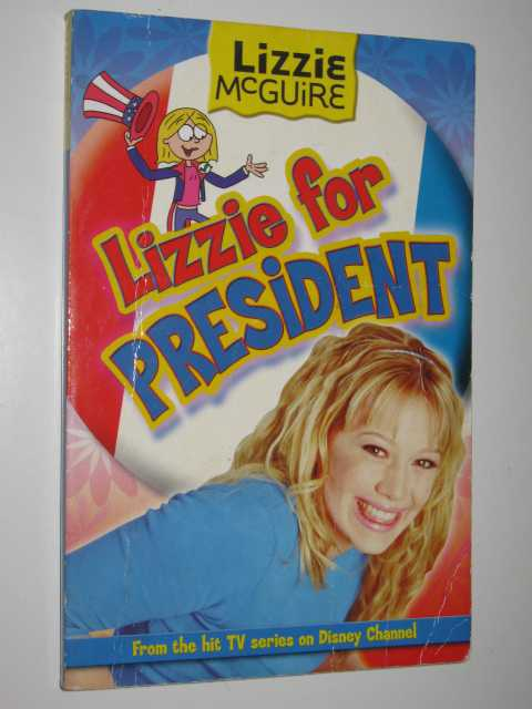 Image for Lizzie for President - Lizzie McGuire Series