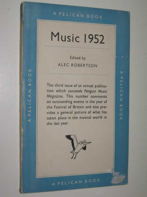 Image for Music 1952