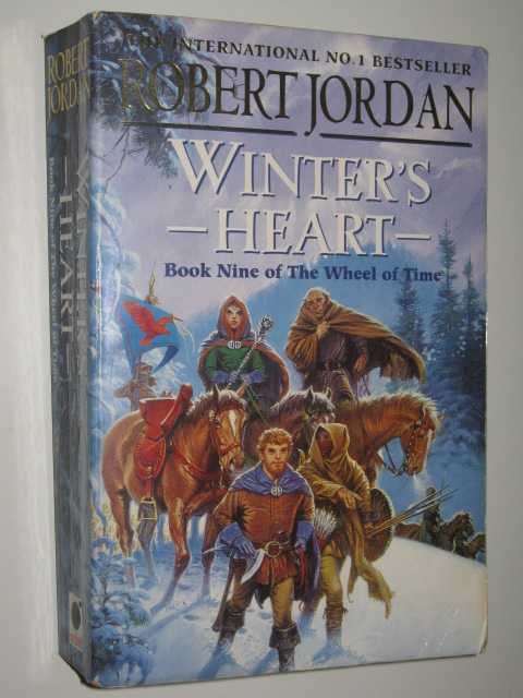 Image for Winter's Heart - The Wheel of Time Series #9