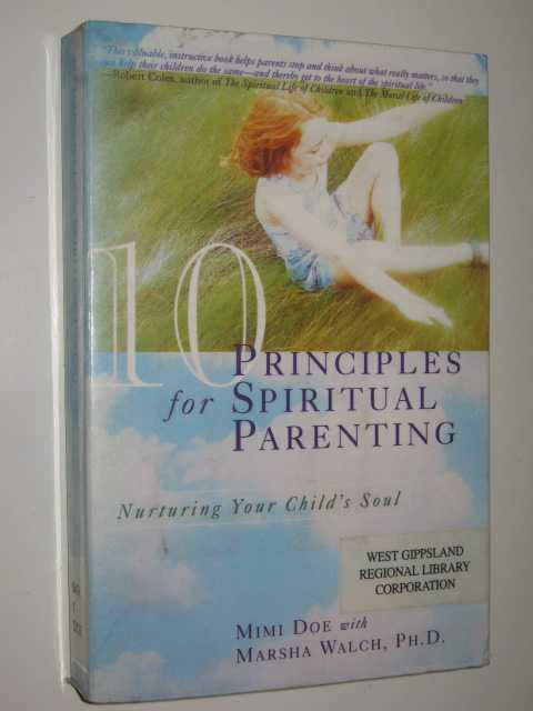 Image for 10 Principles of Spiritual Parenting