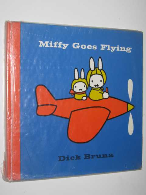 Image for Miffy Goes Flying