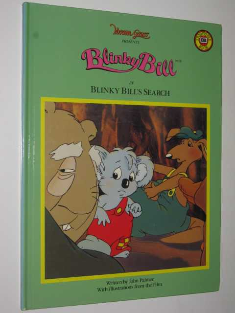 Image for Blinky Bill in Blinky Bill's Search