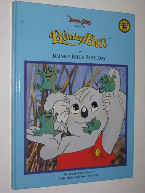 Image for Blinky Bill in Blinky Bill's Busy Day