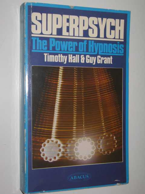 Image for Superpsych : The Power of Hypnosis