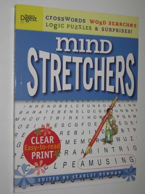 Image for Mind Stretchers: Periwinkle Edition