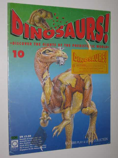Image for Discover The Giants Of The Prehistoric World - Dinosaurs! Series #10