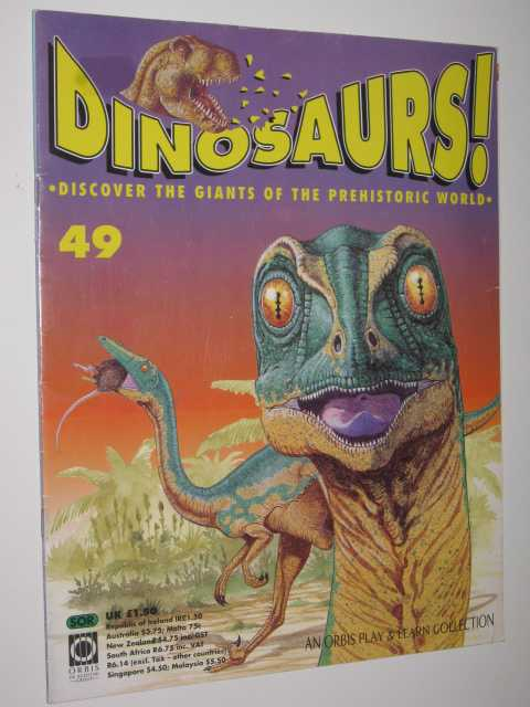 Image for Discover The Giants Of The Prehistoric World - Dinosaurs! Series #49