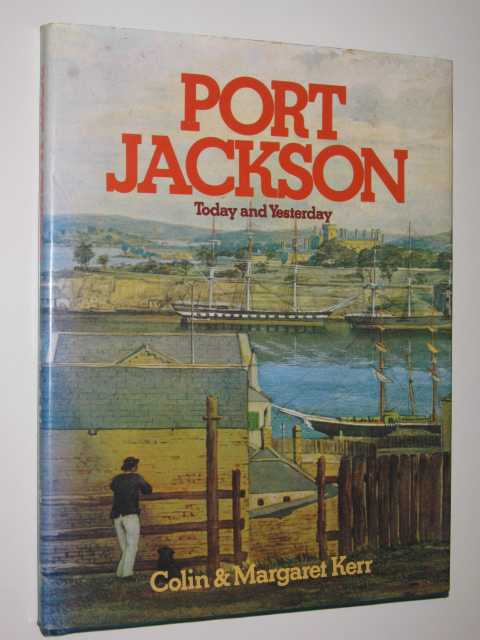 Image for Port Jackson : Today and Yesterday