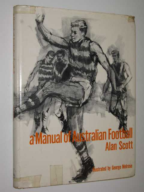 Image for A Manual of Australian Football