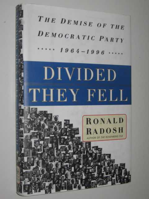 Image for Divided They Fell : The Demise of the Democratic Party 1964-1996