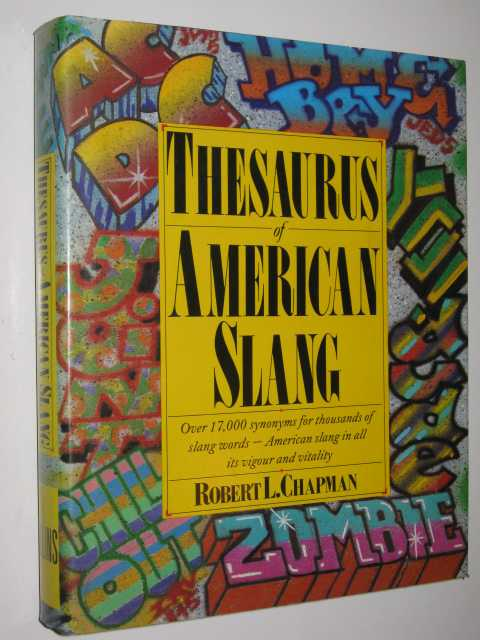 Image for Thesaurus of American Slang