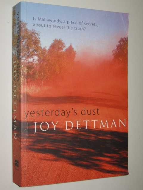 Image for Yesterday's Dust