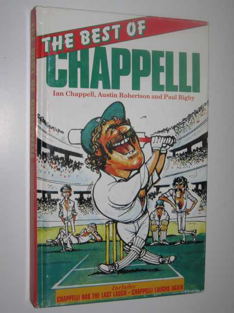 Image for The Best of Chappelli