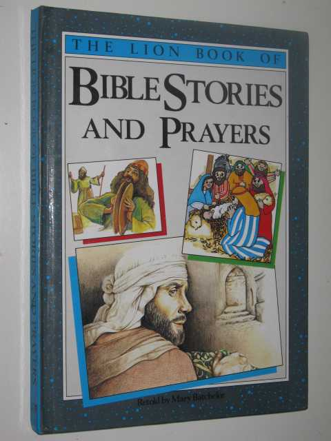 Image for The Lion Book Of Bible Stories And Prayers