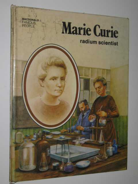 Image for Marie Curie: Radium Scientist - Famous People Series