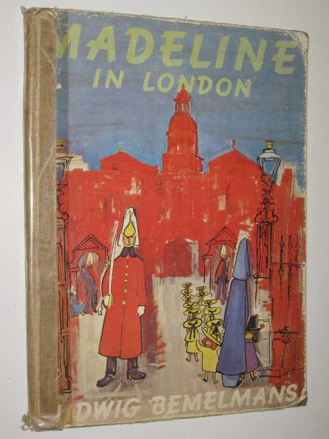 Image for Madeline in London