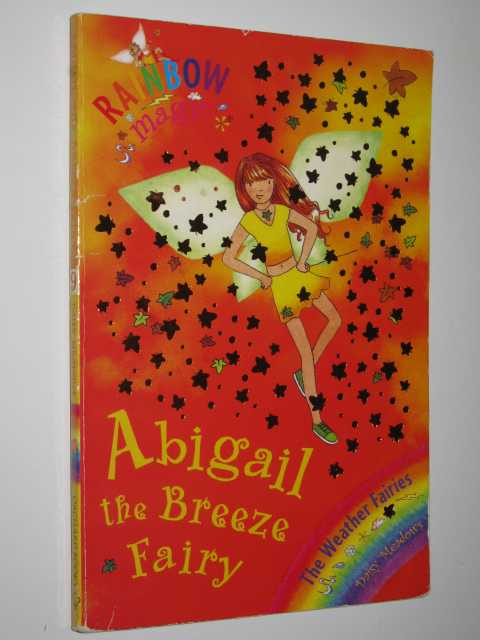 Image for Abigail the Breeze Fairy - Rainbow Magic Series #9
