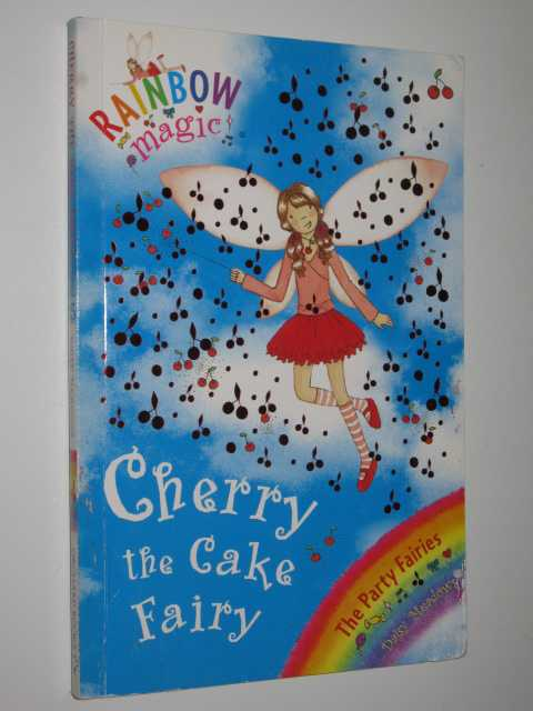 Image for Cherry the Cake Fairy - Rainbow Magic Series #15