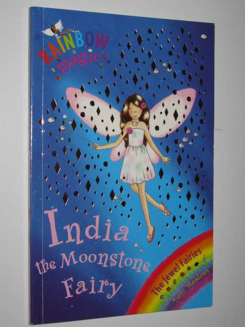 Image for India the Moonstone Fairy - Rainbow Magic Series #22