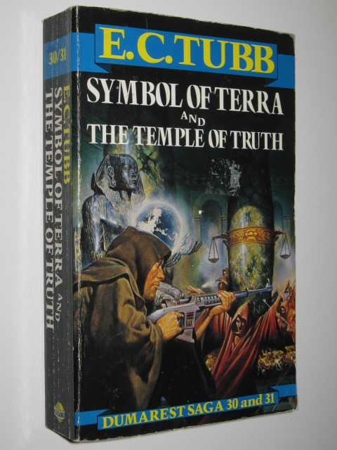 Image for Symbol of Terra + The Temple of Truth - Dumarest Saga #30 & 31
