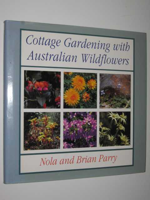 Image for Cottage Gardening with Australian Wildflowers