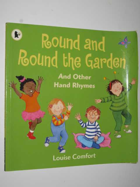 Image for Round And Round The Garden And Other Hand Rhymes