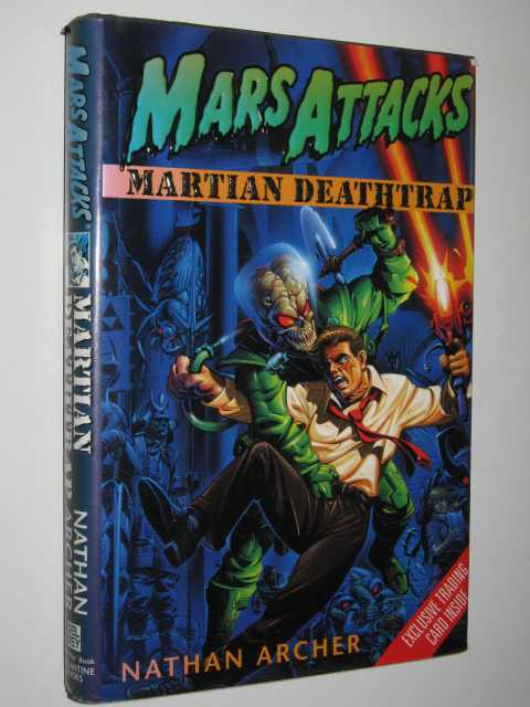 Image for MARS ATTACKS: Martian Deathtrap
