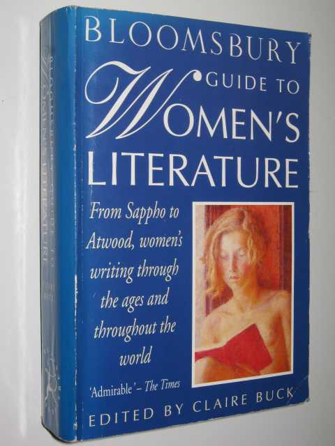 Image for Bloomsbury Guide to Women's Literature