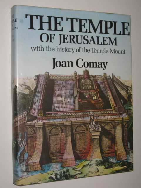 Image for The Temple of Jerusalem : With the History of the Temple Mount