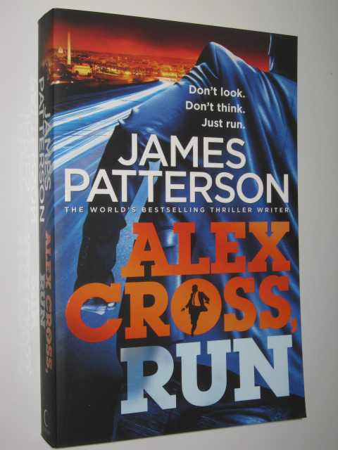 Image for Alex Cross, Run - Alex Cross Series #20