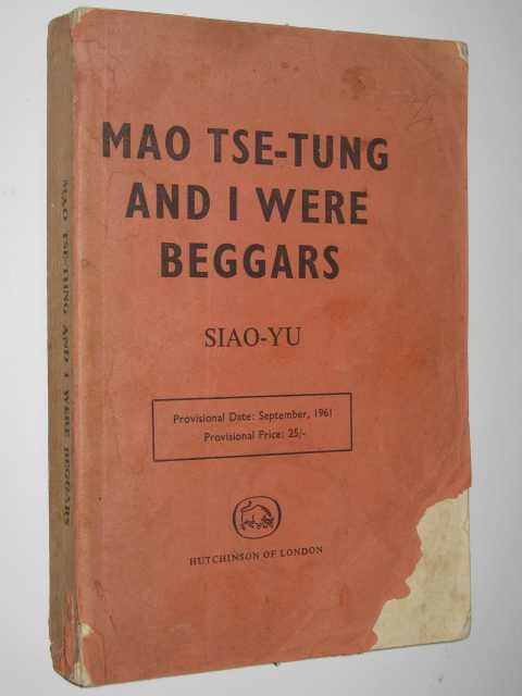 Image for Mao Tse-Tung and I Were Beggars