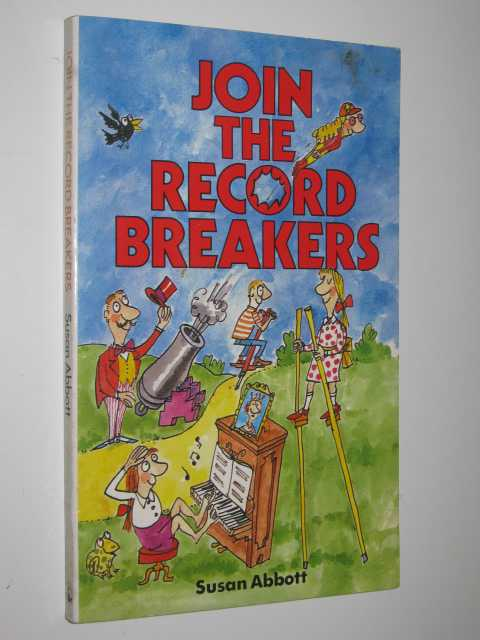 Image for Join the Record Breakers