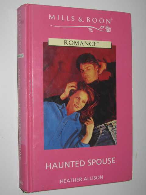 Image for Haunted Spouse