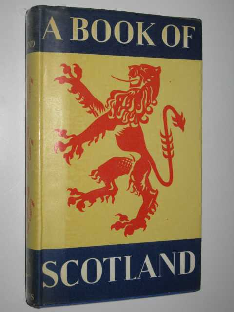 Image for A Book of Scotland