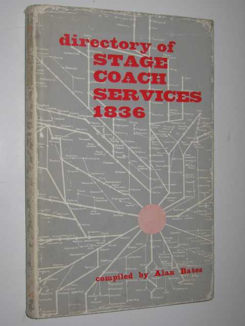 Image for Directory of Stage Coach Services 1836