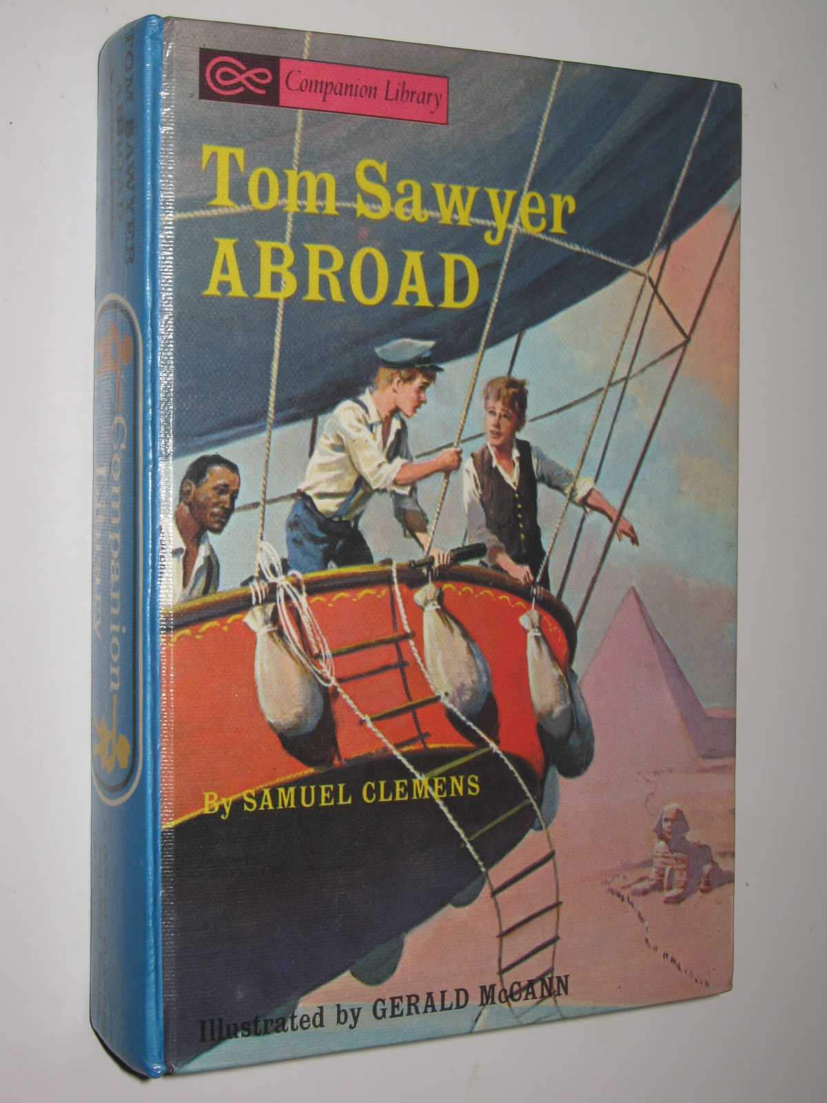 Image for Tom Sawyer Abroad / A Dog of Flanders - Companion Library Series