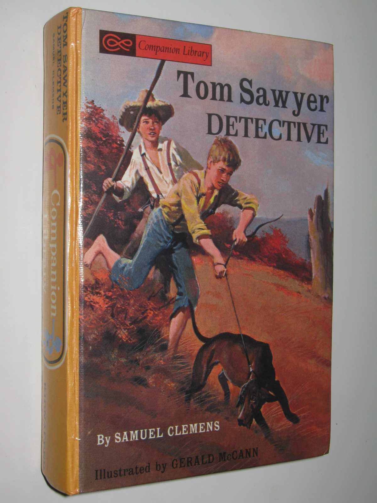 Image for Tom Sawyer Detective / Kidnapped - Companion Library Series