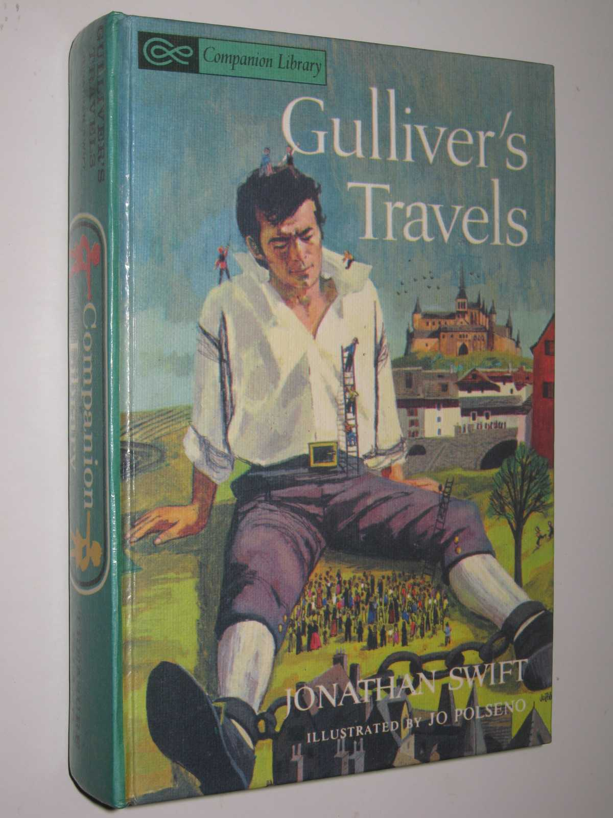 Image for Gulliver's Travels / Treasure Island - Companion Library Series