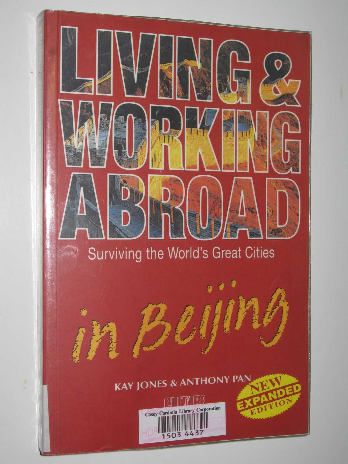 Image for Living & Working Abroad In Beijing : Surving the World's Great Cities