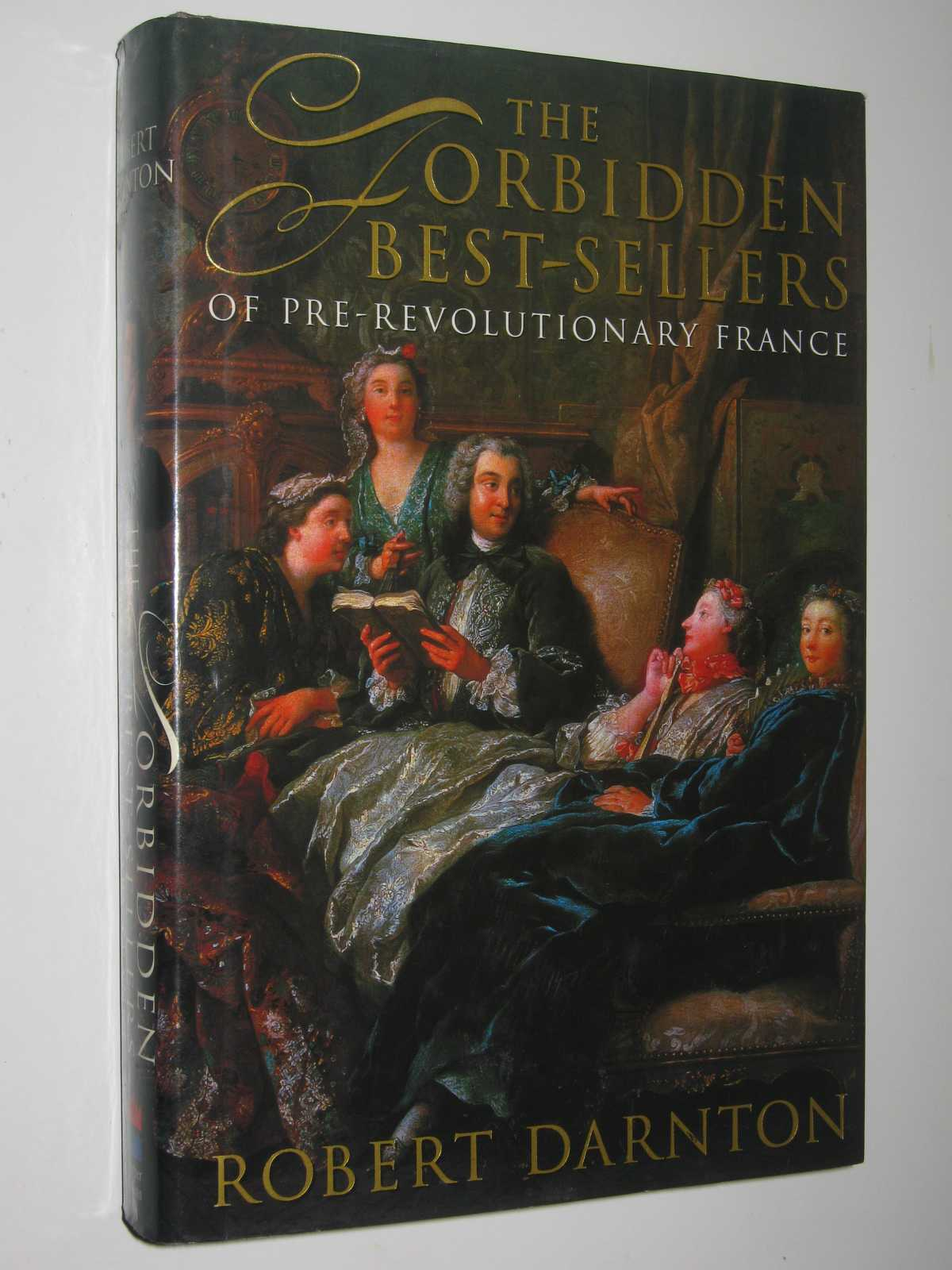 Image for The Forbidden Best-Sellers of Pre-Revolutionary France