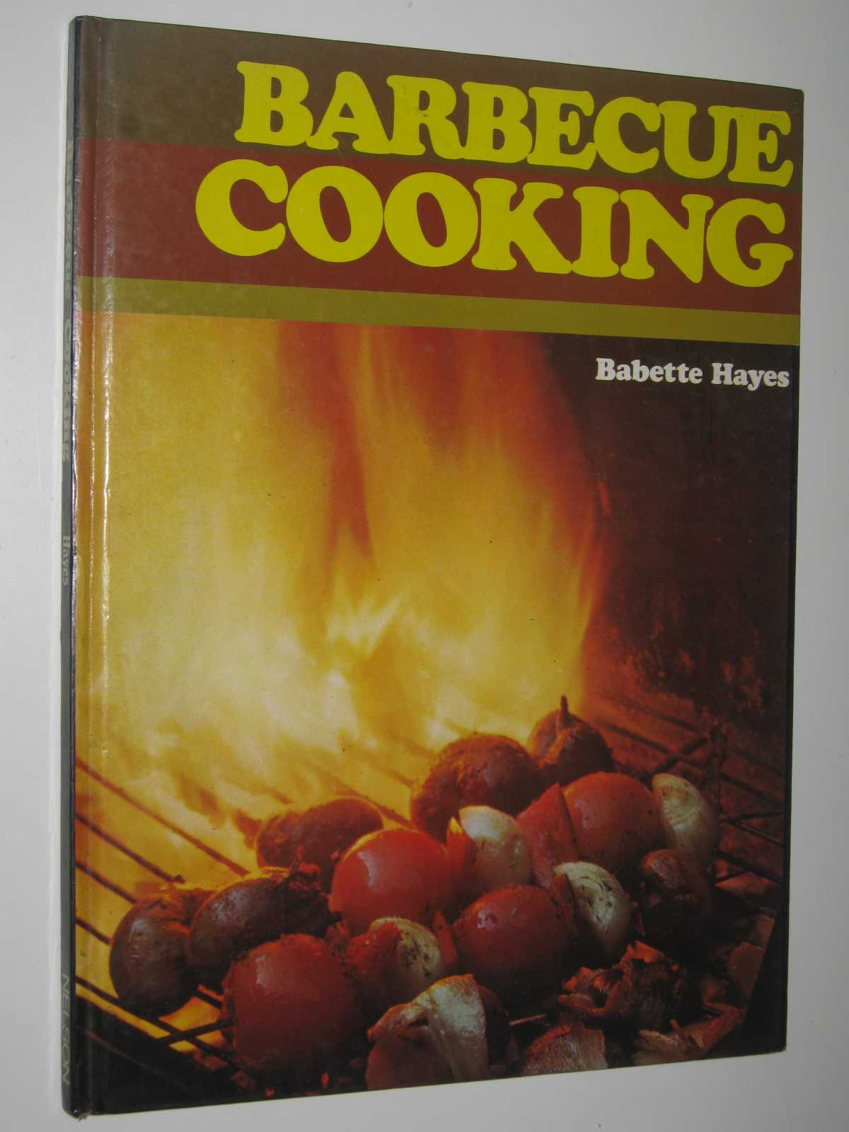 Image for Barbecue Cooking