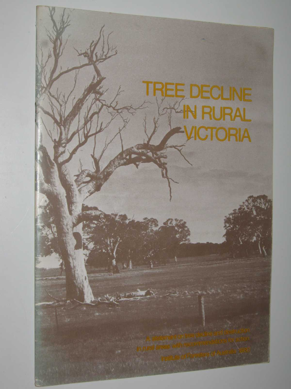 Image for Tree Decline in Rural Victoria