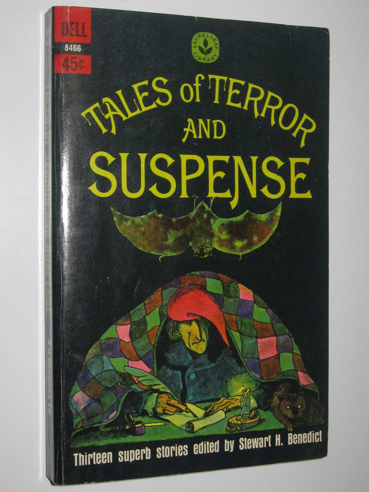 Image for Tales of Terror and Suspense